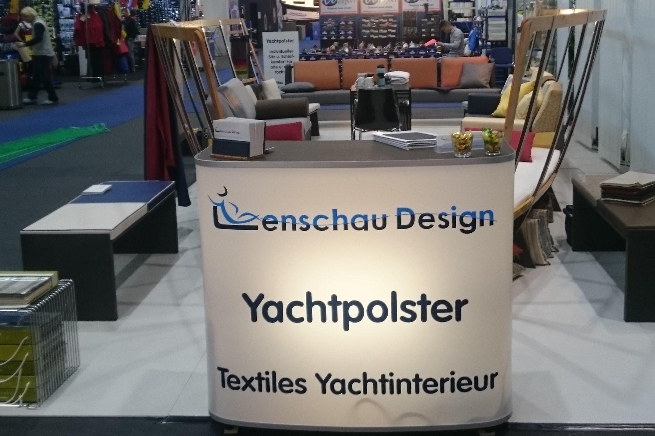 Hamburger Boat-Show - Bootsmesse - Besuchen Sie uns auf der Bootsmesse